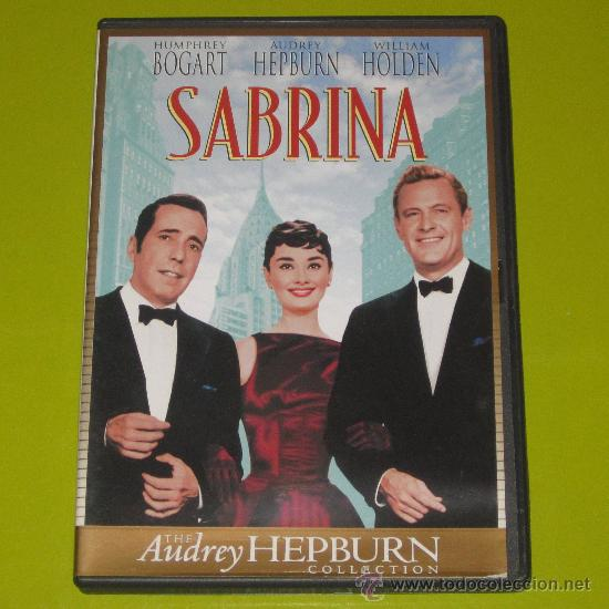 DVD.- SABRINA - AUDREY HEPBURN - WILLIAM HOLDEN - DE CULTO (Cine - Películas - DVD)