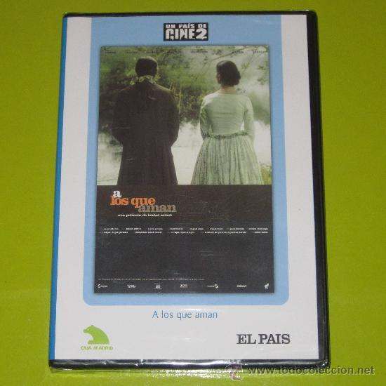 DVD.- A LOS QUE AMAN - ISABEL COIXET - DESCATALOGADA - PRECINTADA (Cine - Películas - DVD)