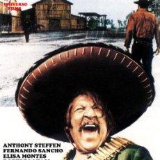 Cine: 7 DOLARES AL ROJO 1966 (DVD PRECINTADO IMPORTACION) ANTHONY STEFFEN FERNANDO SANCHO. Lote 213983771