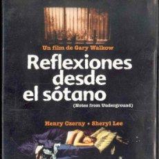 Cine: REFLEXIONES DESDE EL SOTANO (DVD) CON HERY CZERNY , SHERYL LEE. Lote 30007426