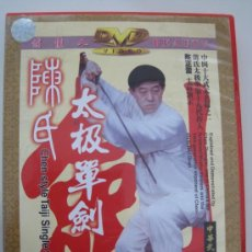 Cine: TAI CHI CHEN STYLE TAIJI SINGLE SWORD---. Lote 30084968
