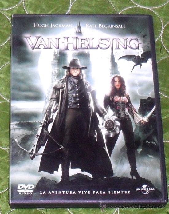 VAN HELSING. HUGH JACKMAN. DVD. PELICULA. CASTELLANO. 2004 (Cine - Películas - DVD)