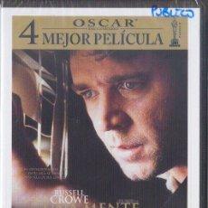 Cine: UNA MENTE MARAVILLOSA DE RON HOWARD DVD NUEVO PRECINTADO 2011. Lote 30247195