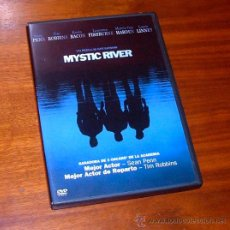 Cine: DVD 'MYSTIC RIVER' (CLINT EASTWOOD, SEAN PENN, TIM ROBBINS). Lote 30256712