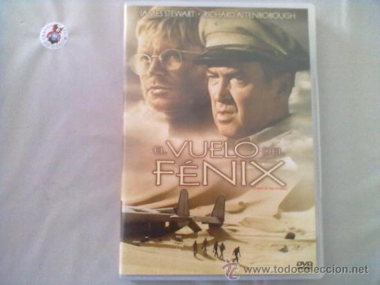 EL VUELO DEL FENIX (JAMES STEWART) (Cine - Películas - DVD)