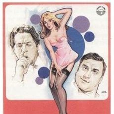 Cine: DVD PRECINTADO - INFARTO PARA UN DON JUAN - 1980 - GLORIA GUIDA, RENATO POZZETTO - VER+++++. Lote 30908500