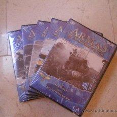 Cine: 5 DVD. ARMAS DE LA II GUERRA MUNDIAL. Lote 30597671