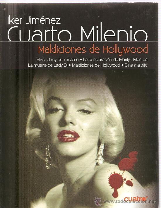 dvd & libro cuarto milenio : maldiciones de hol - Comprar Películas ...