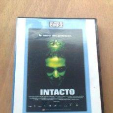 Cine: INTACTO , JUAN CARLOS FRESNADILLO , DVD. Lote 30824389