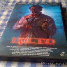 Cine: EVIL ED - PELÍCULA EN DVD - CINE DE TERROR MIEDO DESCATALOGADO. Lote 31126579
