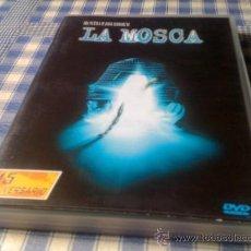 Cine: LA MOSCA - PELÍCULA EN DVD - CINE DE TERROR MIEDO DESCATALOGADO COMO NUEVO. Lote 31126589
