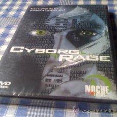 Cine: CYBORG RAGE - PELÍCULA EN DVD - CINE DE TERROR MIEDO PRECINTADO Y DESCATALOGADO. Lote 31126630