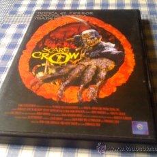 Cine: SCARECROW 2002 SCARE CROW - PELÍCULA EN DVD - CINE DE TERROR MIEDO DESCATALOGADO. Lote 31126656
