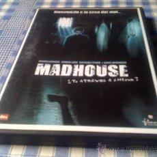 Cine: MADHOUSE- PELÍCULA EN DVD - CINE DE TERROR MIEDO DESCATALOGADO. Lote 31126679