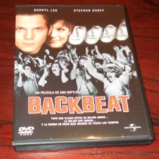 Cine: DVD --- BACKBEAT (THE BEATLES) --- CON STEPHEN DORFF Y SHERYL LEE (LAURA PALMER EN TWIN PEAKS). Lote 30991418