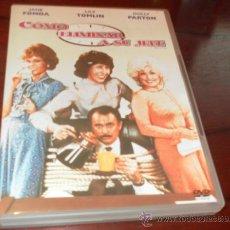 Cine: DVD --- COMO ELIMINAR A SU JEFE -- CON JANE FONDA Y DOLLY PARTON. Lote 31164865