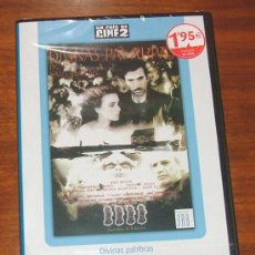 Cine: DVD 'DIVINAS PALABRAS' (JOSÉ LUIS GARCÍA SÁNCHEZ, ANA BELÉN, FRANCISCO RABAL) SIN DESPRECINTAR. Lote 31167677