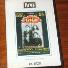 Cine: DVD 'DEMONIOS EN EL JARDÍN' (MANUEL GUTIÉRREZ ARAGÓN, ÁNGELA MOLINA, ANA BELÉN, ENCARNA PASO). Lote 31199828