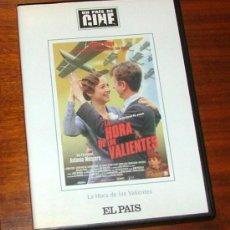 Cine: DVD 'LA HORA DE LOS VALIENTES' (ANTONIO MERCERO, GABINO DIEGO, LEONOR WATLING, ADRIANA OZORES). Lote 31203027