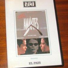 Cine: DVD 'AMANTES' (VICENTE ARANDA, JORGE SANZ, VICTORIA ABRIL, MARIBEL VERDÚ). Lote 31203332