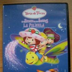 Cine: TARTA DE FRESA EL JARDÍN DE LOS SUEÑOS. Lote 31267156