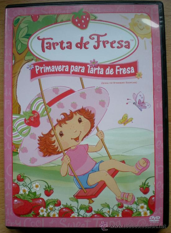 TARTA DE FRESA PRIMAVERA PARA TARTA DE FRESA (Cine - Películas - DVD)