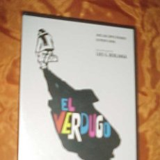 Cine: EL VERDUGO. JOSE LUIS LOPEZ VAZQUEZ. ALFREDO LANDA. DE BERLANGA. DVD PRECINTADO. Lote 31511712