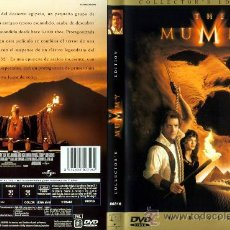 Cine: LA MOMIA (2 DVD). Lote 31698578