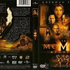 Cine: EL REGRESO DE LA MOMIA (2 DVD). Lote 31698777