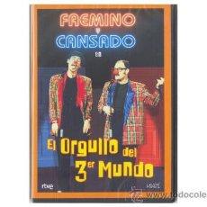 Cine: FAEMINO Y CANSADO. EL ORGULLO DEL 3º MUNDO DVD 5 CAP,14,15 Y 16 RTVE 2010 NUEVO PRECINTADO. Lote 31721220