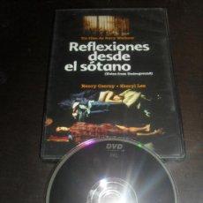 Cine: REFLEXIONES DESDE EL SOTANO. DVD. PELICULA. CASTELLANO.. Lote 31813196