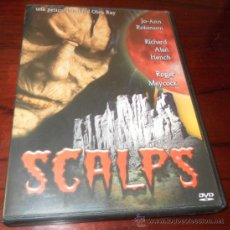 Cine: DVD --- SCALPS --- DE FRED OLEN RAY. Lote 31813267