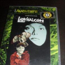 Cine: LADY HALCON. MICHELLE PFEIFFER. EL PAIS. DVD. PELICULA. CASTELLANO.. Lote 31845488