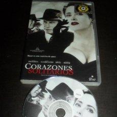 Cine: CORAZONES SOLITARIOS. JOHN TRAVOLTA. DVD. PELICULA. CASTELLANO.. Lote 31853614