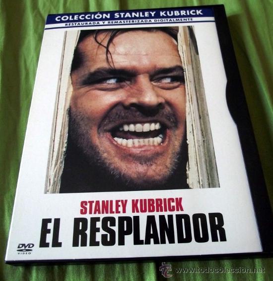 DVD EL RESPLANDOR - STANLEY KUBRICK 1980 (Cine - Películas - DVD)