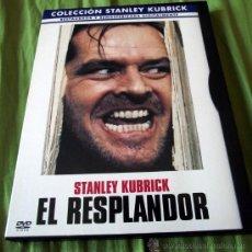 Cine: DVD EL RESPLANDOR - STANLEY KUBRICK 1980. Lote 32085393