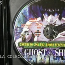 Cine: DVD GHOST IN THE SHELL MANGA. Lote 32148163