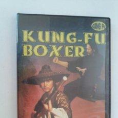 Cine: DVD NUEVO - KUNG FU BOXER - KUNG FU, ARTES MARCIALES - VER++. Lote 32200521