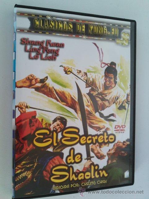 DVD NUEVO - BRUCE LEE CONTRA LOS ESPIRITUS DE SHAOLIN - KUNG FU, ARTES MARCIALES, KARATE - VER++ (Cine - Películas - DVD)