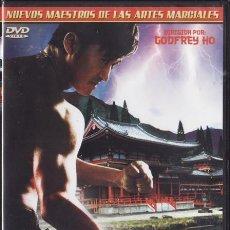 Cine: DVD NUEVO - LA FURIA DE SHAOLIN - 1985 - KUNG FU, ARTES MARCIALES, KARATE - VER++. Lote 32207921
