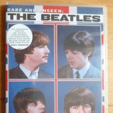 Cine: THE BEATLES - RARE AND UNSEEN (1962-'67) DVD (PELICULA-DOCUMENTAL) ORIGINAL UK (SUBTITULOS ESPAÑOL). Lote 32236387