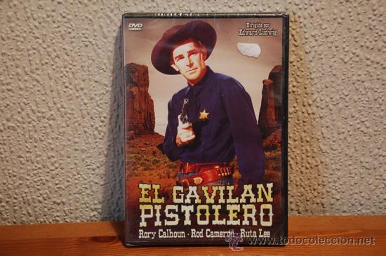 EL GAVILAN PISTOLERO---EDWARD LUDWIG---NUEVA (Cine - Películas - DVD)