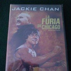 Cine: DVD LA FURIA DE CHICAGO DE JACKIE CHAN, PRECINTADA AUN. Lote 213627783