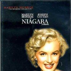 Cine: DVD. NIAGARA. (MARILYN MONROE). Lote 32479749