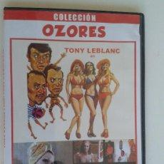 Cine: TRES SUECAS PARA TRES RODRIGUEZ (COLECCION OZORES). Lote 32515941
