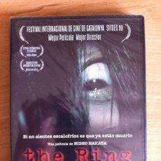 Cine: THE RING (EL CIRCULO) - DVD. Lote 32745730