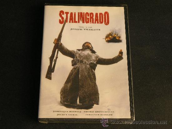 DVD STALINGRADO - DOMINIQUE HORWITZ , THOMAS KRETSCHMANN ... NUEVO PRECINTADO (Cine - Películas - DVD)