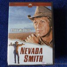 Cine: DVD WESTERN- PRECINTADA- NEVADA SMITH.. Lote 33170493