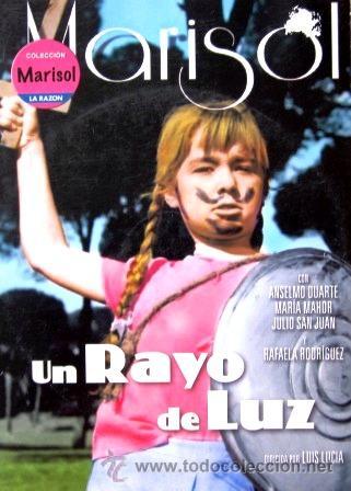 MARISOL - UN RAYO DE LUZ (Cine - Películas - DVD)