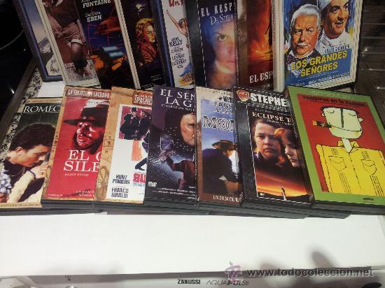 Cine: lote de 15 dvds - lotazo muy varato - Foto 2 - 33897649